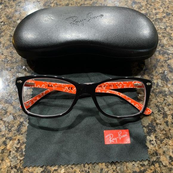 Ray-ban 5228 glasses